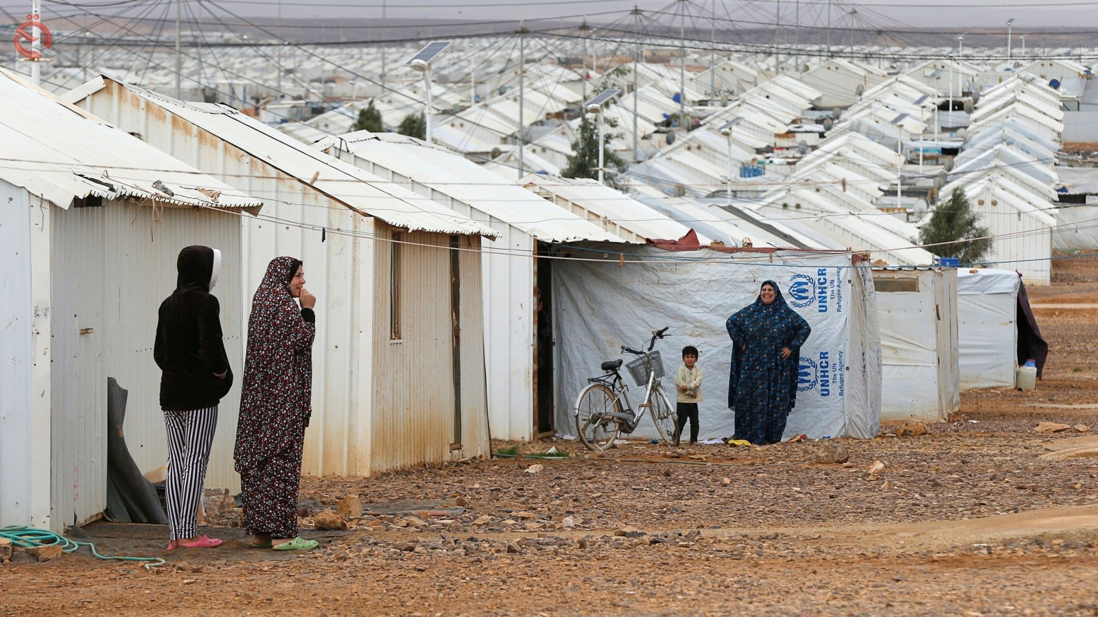 World Food: allocating $ 6 million to support 80,000 displaced people in Iraq 22094