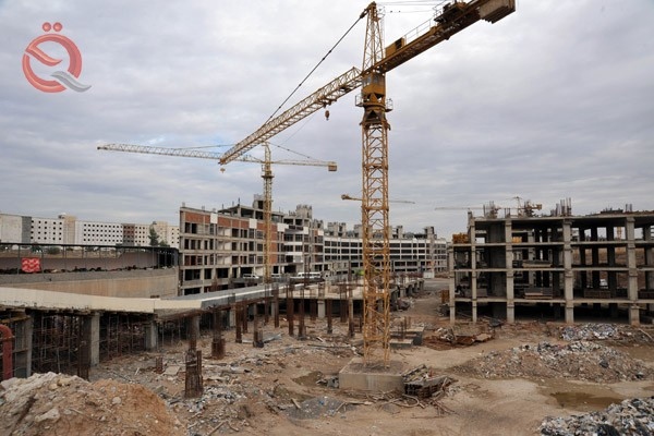 Resumption of two residential projects in Baghdad 9217