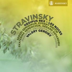 stravinsky - Stravinsky: opéras et autres oeuvres pour voix et orchestre 314Il7RUQaL