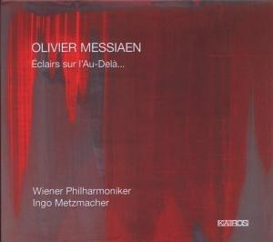 Messiaen - Des canyons aux étoiles, Eclairs sur l'au-delà 3157HKzJy8L