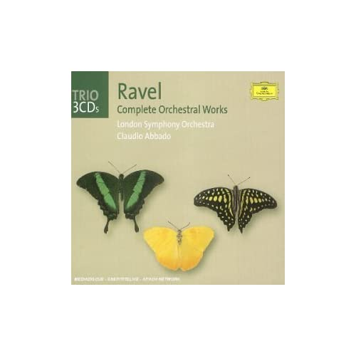 Ravel - Oeuvres orchestrales (hors Daphnis) 318SREAG2XL._SS500_
