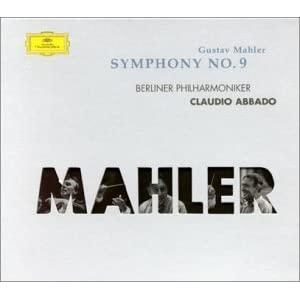 mahler - Gustav Mahler: 9ème symphonie 31W402G5P4L._SL500_AA300_