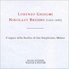 Nikolaus BRUHNS ( 1665 - 1697) 31Y9MTD5C7L._SL500_AA240_