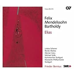 Mendelssohn: Oratorios (Elias ; Paulus) 31ljJLA-0tL._SL500_AA240_