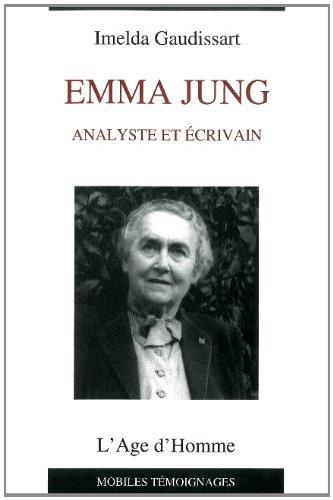 Emma Jung analyste et écrivain - Imelda Gaudissart 41%2BPwOVLIVL