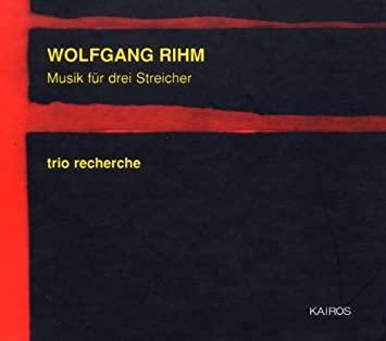 Wolfgang Rihm (°1952) - Page 2 41%2BdCN8X4bL._SX355_