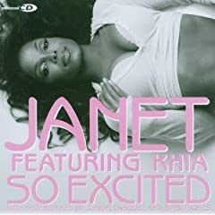 Janet Jackson : So Excited 4103S2B5KDL._AA240_