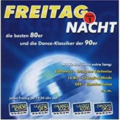 Freitag Nacht - Vol.01 - 12* Die Besten 80er-90er * 410PR8WZT4L._AA240_