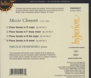 Muzio Clementi (1752-1832) 410R839T34L