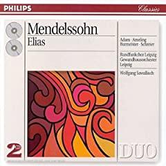 Mendelssohn: Oratorios (Elias ; Paulus) 410RKGGE0EL._SL500_AA240_