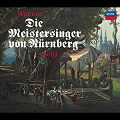 wagner - Wagner: Meistersinger von Nurnberg 4117F74XHGL._AA240_