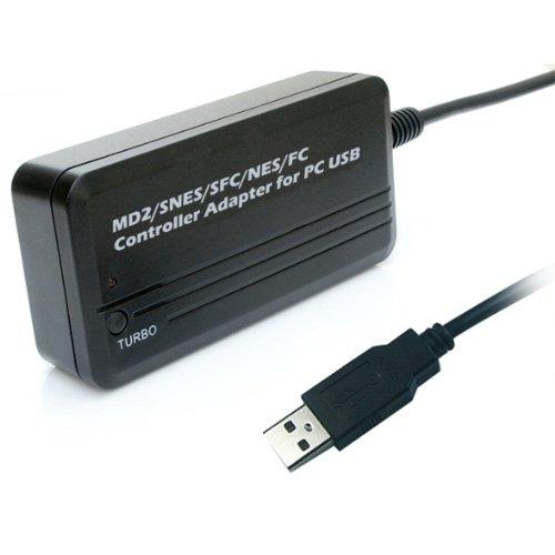 Adaptateur : Manettes NES / SNES à utiliser sur une Wii 4118-x0iUsL