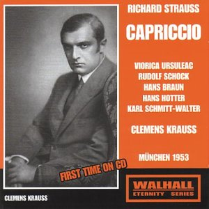 Strauss - Capriccio (cd & dvd) 411XS9VFFDL