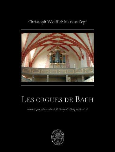 Les orgues de Bach (Wolff - Zepf) 4134w0AjlzL._