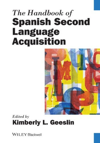 The Handbook of Spanish Second Language Acquisition 413Y86Tjy2L