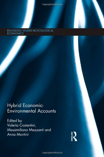 Hybrid Economic-Environmental Accounts (Routledge Studies in Ecological Economics)  413eLb871uL