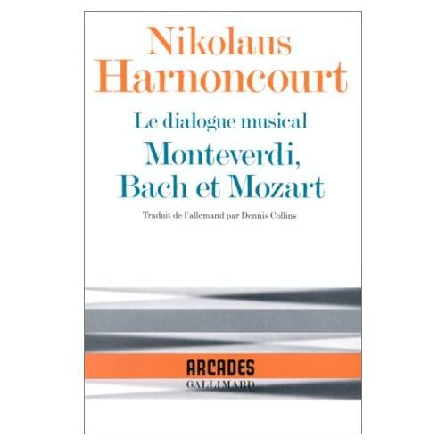 Harnoncourt: 'Le Discours Musical','Le Dialogue Musical' 414KBP6C4SL._SS500_