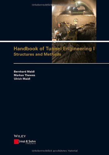Handbook of Tunnel Engineering I: Structures and Methods 414O0-hwhqL