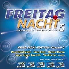 Freitag Nacht - Vol.01 - 12* Die Besten 80er-90er * 414RDH9JZ1L._AA240_