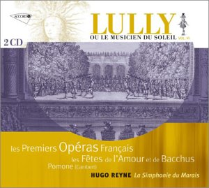 lully - La collection Lully ou le musicien du soleil 4167WTGBHBL
