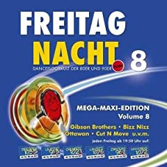 Freitag Nacht - Vol.01 - 12* Die Besten 80er-90er * 41684AGX64L._AA240_