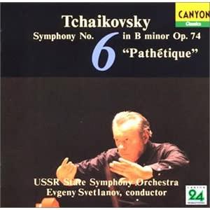 Écoute comparée : Tchaïkovski, symphonie n° 6 « Pathétique » - Page 2 417PJMF5P6L._SL500_AA300_