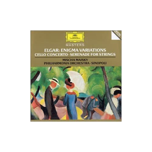 Elgar : oeuvres orchestrales et chorales 418Y0R4PM9L._SS500_