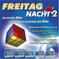 Freitag Nacht - Vol.01 - 12* Die Besten 80er-90er * 41A0ZXZAJ4L._AA240_
