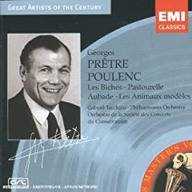 Francis Poulenc (1899-1963) - Page 5 41A4B7Q0Q7L._SS280_