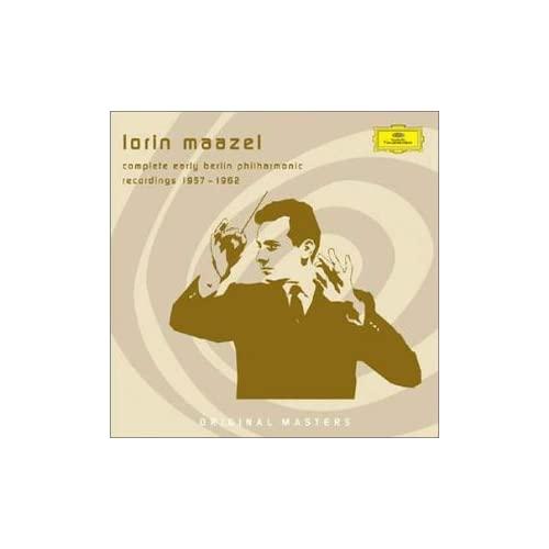 Lorin Maazel : le chef d'orchestre 41ABECAKANL._SS500_