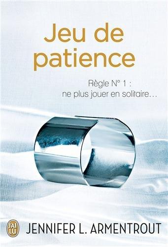 WAIT FOR YOU (TOME 1) JEU DE PATIENCE de Jennifer L. Armentrout 41B5EYQXn7L._