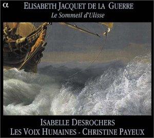 Elisabeth-Claude Jacquet de la Guerre (1665-1729) 41B8MD6F8JL._