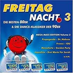Freitag Nacht - Vol.01 - 12* Die Besten 80er-90er * 41CWY2PAH4L._AA240_