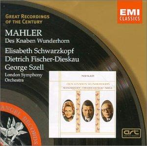 Mahler - Des Knaben Wunderhorn 41ER5Z9EZ3L._