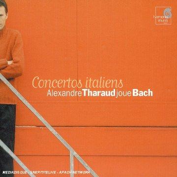 Bach: Concerto Italien-Ouverture à la française 41EWVH254XL