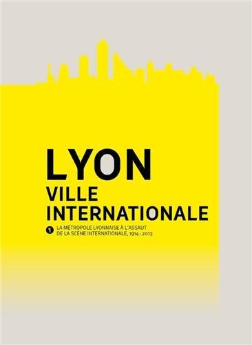 "Parution : ""Lyon, Ville internationale"" 41FRLaaT0ML._"