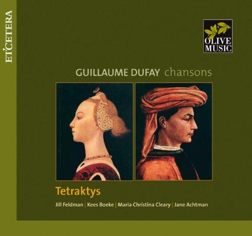 Guillaume Dufay (1400-1474) 41Fp6zxeQvL