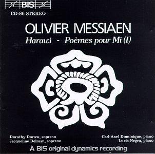 Messiaen - Musique vocale 41G0AYY2A5L._