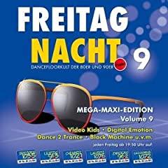 Freitag Nacht - Vol.01 - 12* Die Besten 80er-90er * 41G8MDS3ZPL._AA240_