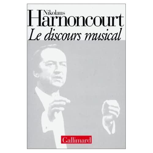 Harnoncourt: 'Le Discours Musical','Le Dialogue Musical' 41GR8C3ZY6L._SS500_