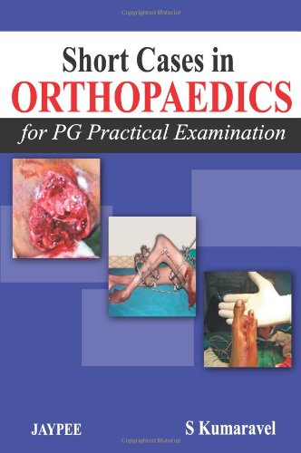 Short Cases in Orthopaedics For PG Practical Examination 41HZ5xeky5L