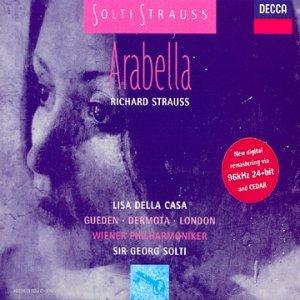 Richard Strauss - Arabella (audio et vidéo) 41JNN94322L