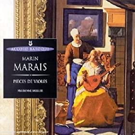 Marin Marais (1656-1728) [sauf tragédies lyriques] - Page 2 41K5WBMAARL._SS280_