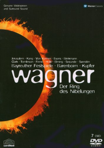Wagner - La Tétralogie 41LX8vvS9-L._