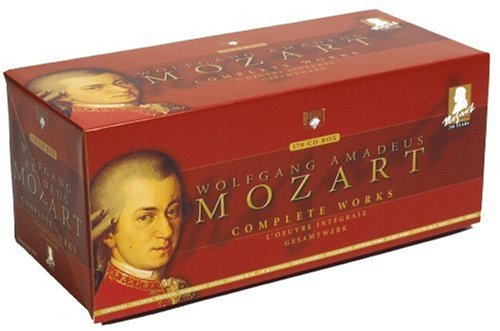 Mozart The Complete Works (180 CDs) MP3 41NK6XcNqnL