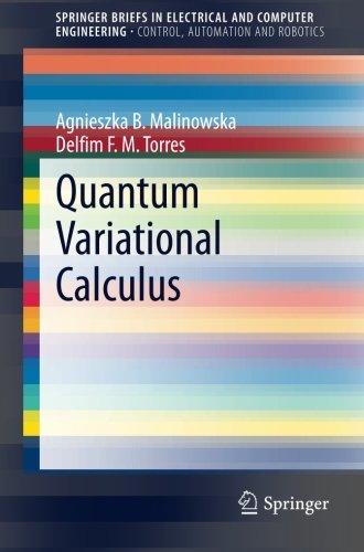Quantum Variational Calculus 41OZS%2BV%2BEML
