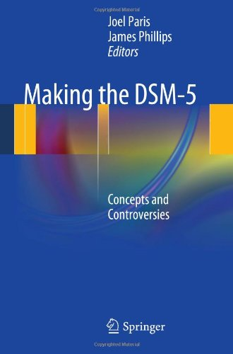 Making the DSM-5: Concepts and Controversies 41PHsnCkPlL