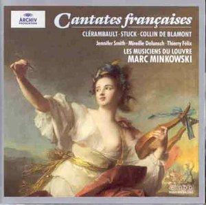 Baroque français, 2e école: Campra, Desmarest, Destouches... - Page 3 41PPB9KDADL