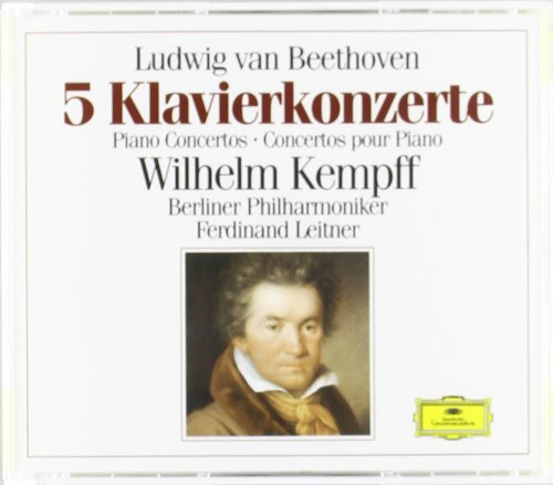 Wilhelm Kempff (1895-1991) - Page 2 41PpI4rgXVL