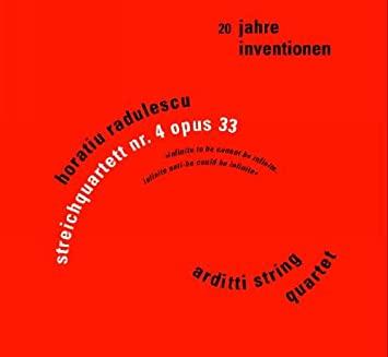 Le quatuor arditti 41QaJR16hyL._SX355_